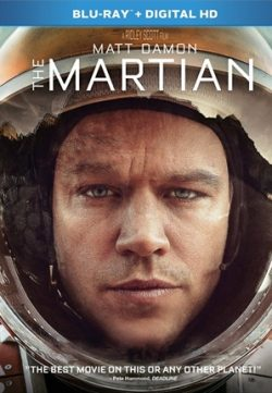 The Martian 2015 Hindi Dubbed BluRay 480p