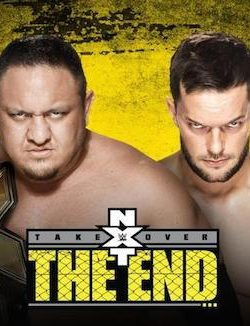 WWE NXT TakeOver The End 08 June 2016 WEBRip 400MB