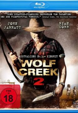 Wolf Creek 2 2013 Hindi Dubbed BluRay 300MB