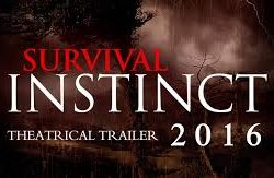 Survival Instinct (2016) English DVDRIp 550MB