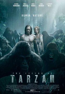 The Legend of Tarzan 2016 English HDTS 350MB
