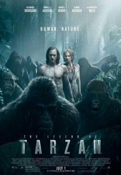 The Legend of Tarzan 2016 Hindi Dubbed DVDRIP 600MB
