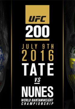 UFC 200 PPV Lesnar vs Hunt 10th July 2016 HDTV 480p