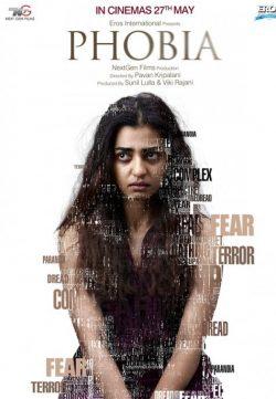 Phobia (2016) Hindi Movie 720p DVDRip 850mb