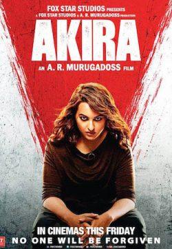 Akira (2016) Hindi Desi pDVDRip 400MB