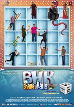BHK Bhalla@Halla Kom (2016) Hindi 720p WEBDL 400MB