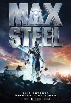 Max Steel 2016 English HDCAM 700MB
