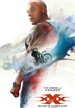 xXx Return of Xander Cage 2017 English Movie 650MB DvdRip 480p