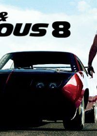 Fast & Furious 8 (2017) Dual Audio CAMRip 950MB