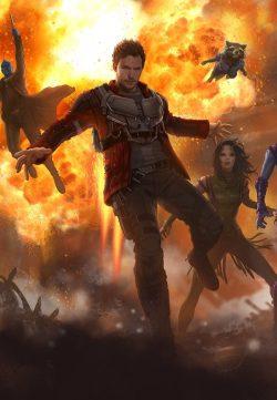 Guardians of the Galaxy Vol. 2 2017 English HDCAM 700MB