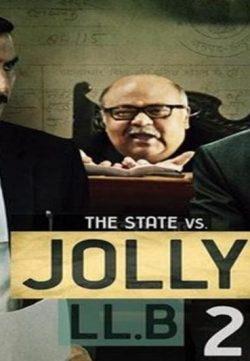 Jolly LLB 2 (2017) Hindi 720p HDRiP 900MB