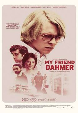 My Friend Dahmer 2017 English 200MB Web-DL 480p