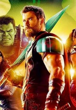Thor Ragnarok 2017 English 720p Web-DL 850MB ESubs