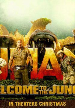 Jumanji Welcome to the Jungle 2017 Dual Audio 200MB HDRip HEVC Mobile