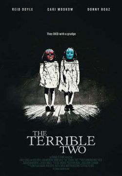 The Terrible Two 2018 English 200MB Web-DL 480p
