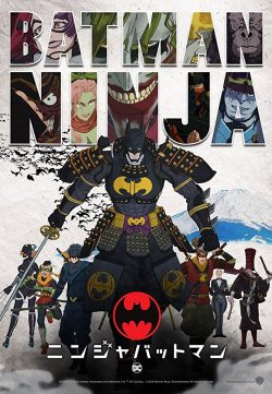 Batman Ninja 2018 English 720p WEB-DL 600MB