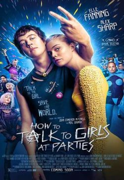 How to Talk to Girls at Parties 2017 English 350MB Web-DL 480p