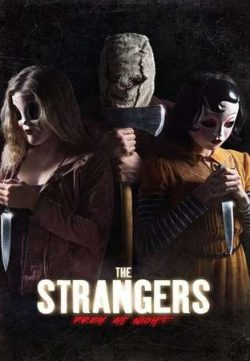 The Strangers Prey at Night 2018 English 200MB Web-DL 480p