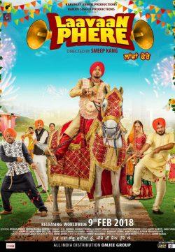 Laavaan Phere 2018 Punjabi 480p HDTV 300MB