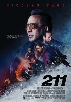 211 (2018) English 480p BRRip 250MB ESubs