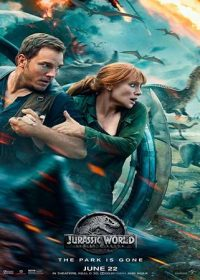 Jurassic World Fallen Kingdom 2018 Dual Audio