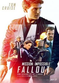Mission Impossible Fallout 2018 Dual Audio
