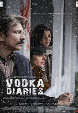 Vodka Diaries 2018 Hindi 100MB HDRip HEVC Mobile