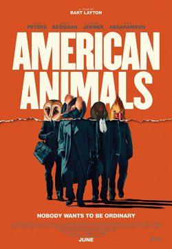 American Animals 2018 English 480p WEB-DL 350MB ESubs