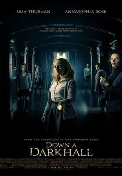 Down a Dark Hall 2018 English 250MB WEBRip 480p ESubs