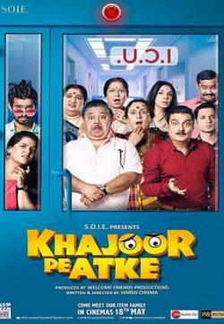 Khajoor Pe Atke 2018 Hindi 400MB DTHRip 720p HEVC