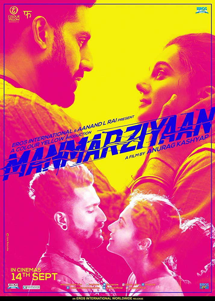 Manmarziyaan (2018) Hindi CAM RIP 900MB