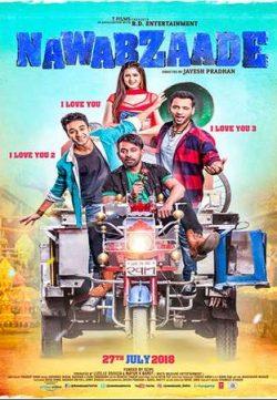 Nawabzaade 2018 Hindi Pre-DVDRip 720p