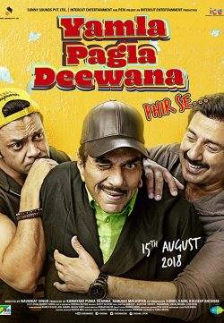 Yamla Pagla Deewana Phir Se (2018) Full Movie Watch Online