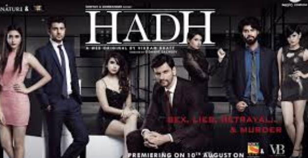 18+ (A) Hadh (2017) Hindi – Complete SO1 400MB WEB-DL 480p x264