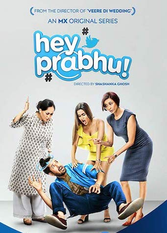 18+ Hey Prabhu 2019 Hindi Season 01 Complete 450MB HDRip 480p x264