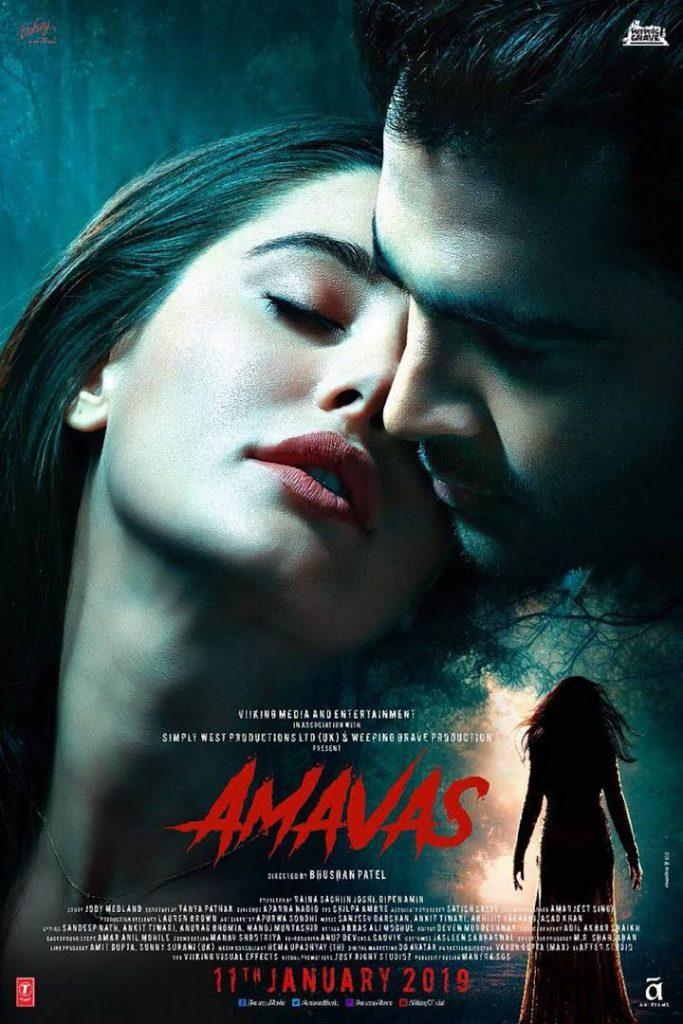 Amavas (2019) Hindi 300MB Pre-DvDRip 480p x264