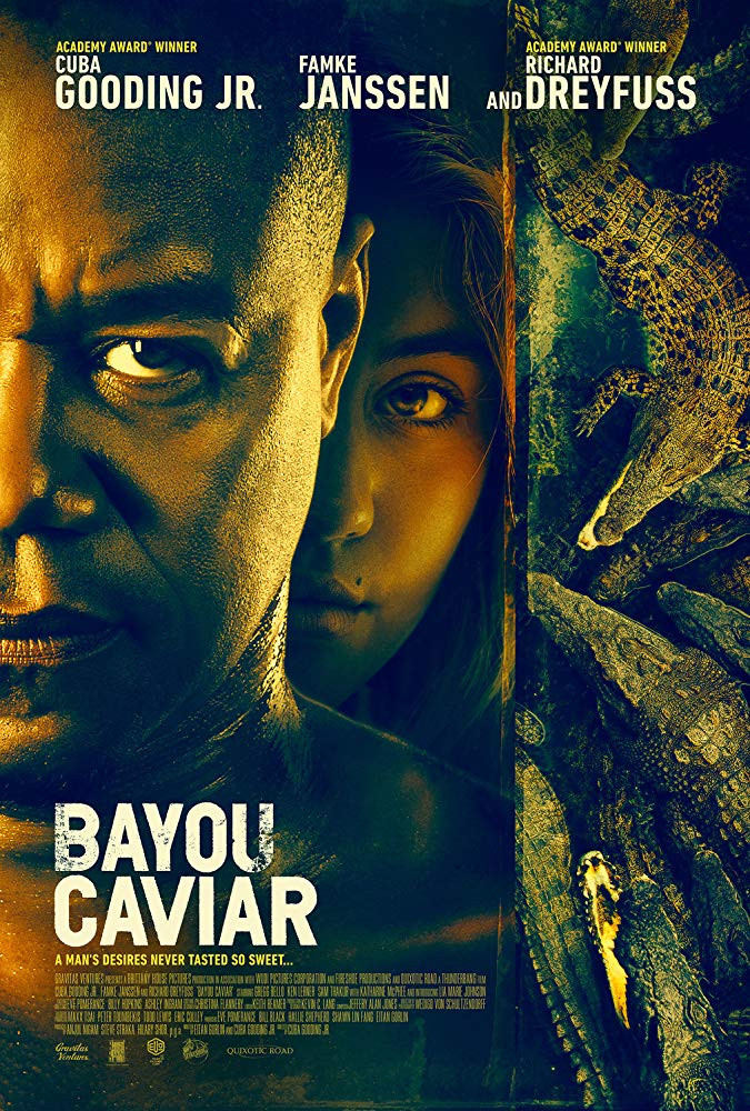 Bayou Caviar (2018) English 400MB WEBRip 480p x264 ESubs