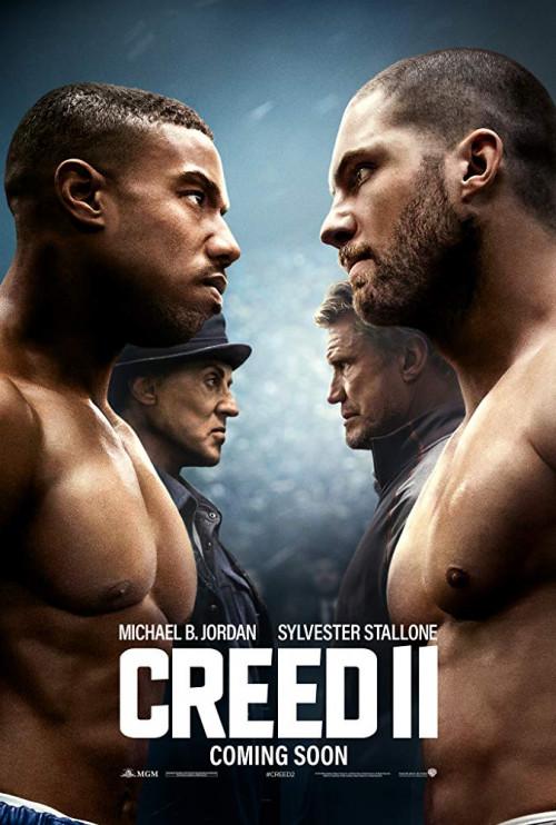 Creed II (2018) English 350MB Proper HDRip 480p x264 ESubs