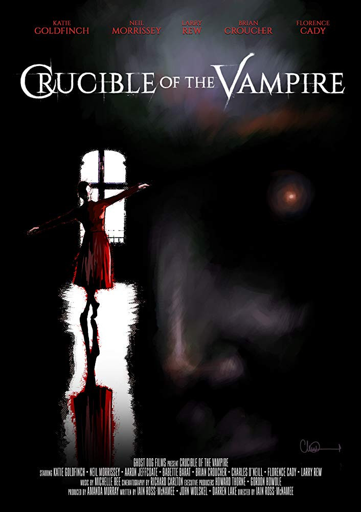 Crucible of the Vampire (2019) English 350MB BluRay 480p x264