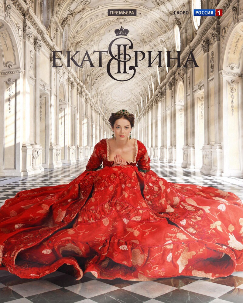 Ekaterina (2014) S01 Episode 01 Hindi 720p HDRip x264 650MB