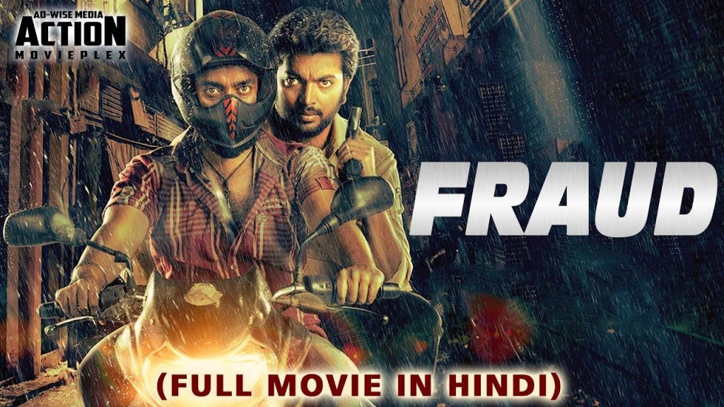FRAUD (2019) Hindi Dubbed 720p HDRip x264 999MB