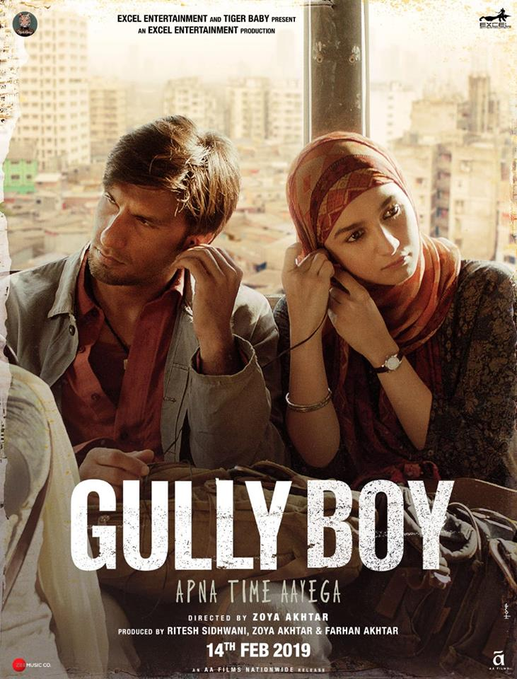 Gully Boy (2019) Hindi Pre-DVDRip 750MB x264