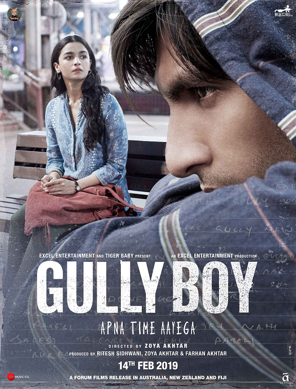 Gully Boy 2019 New Source Hindi HQ pDVDRip 900MB