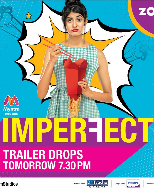 Imperfect 2018 S1 Hindi All Epidode Complete HDRip x264 750MB