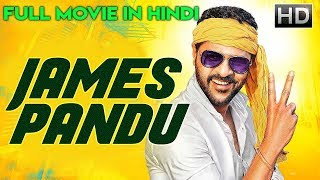 James Pandu (2019) Hindi Dubbed 720p WEBHD x264 1.1GB