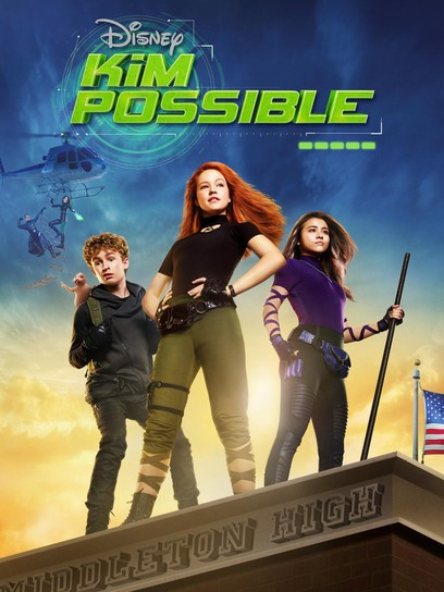 Kim Possible (2019) English 200MB HDRip 480p x264 ESubs