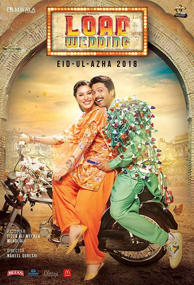 Load Wedding (2018) Urdu 320MB HDRip 480p x264