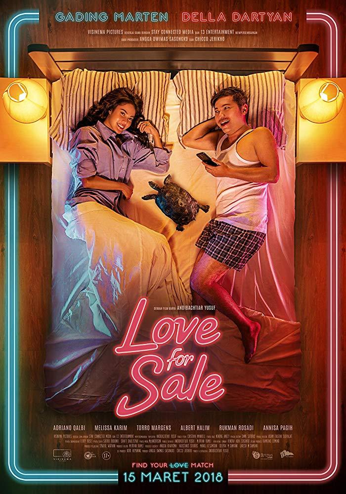 Love for Sale (2018) English 300MB Netflix WEB-DL 480p