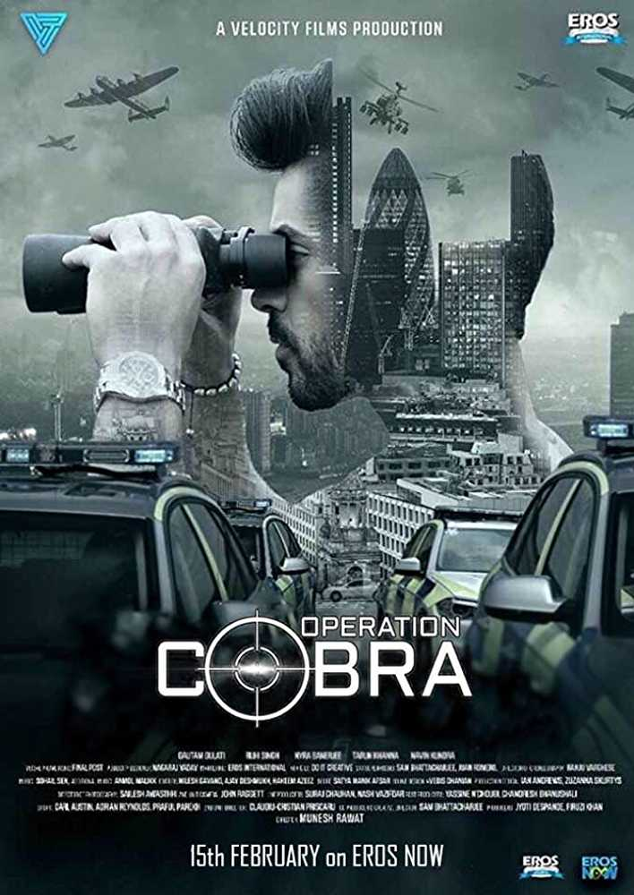Operation Cobra 15 Dec (2019) Hindi Season 1 Ep1 To Ep6 300MB HDRip 480p x264