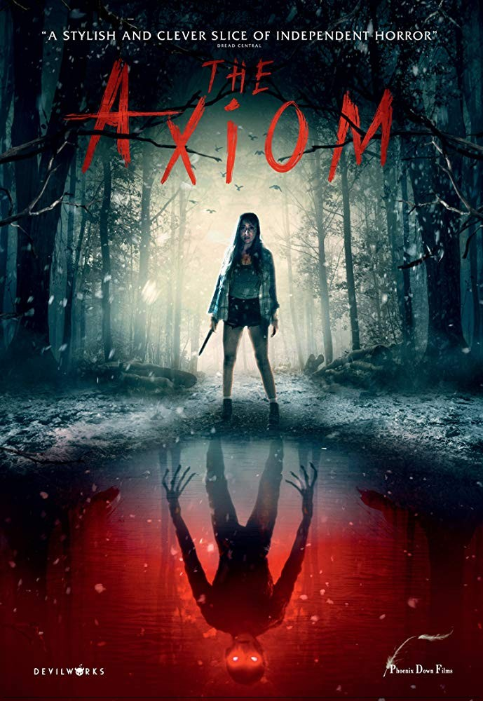The Axiom (2018) English 320MB HDRip 480p x264
